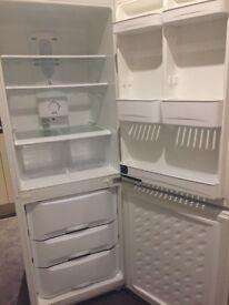 Daewoo fridge/freezer 60/40