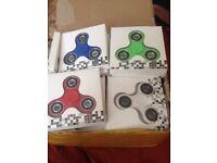 Joblot fidget spinners BN x 40