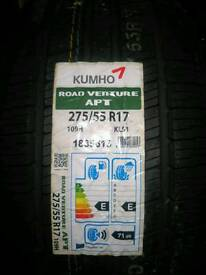 Mpv 4/4 brand new tyre