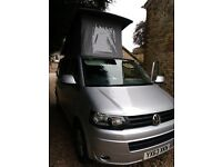 VW T5 140 BHP Campervan!!! SUPER LOW Mileage HIGHLINE Model. Great value.