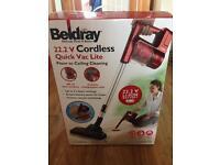 Vacuum Cleaner (Cordless)