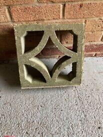 70 Concrete Wall Bricks - Free