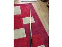 Peradon classic snooker cue, used.