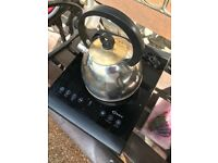 Full Size Stainless Steel Gas/Fire Kettle VGC