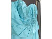 Wedding dress + 2 bridesmaid dressers