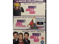 3 pack Bridget Jones films