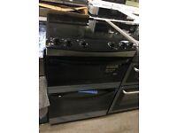ZANUSSI ZCV66030XA Electric Ceramic Cooker - Stainless Steel