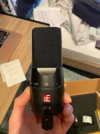 sE X1 A Condenser Microphone