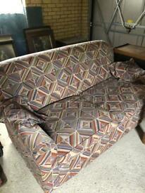 SOFA BED - METAL FOLDING BED