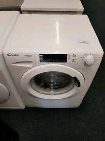 Candy 8kg washing machine with warranty and fast delivery