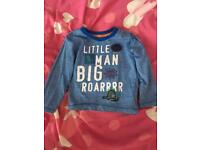 9-12 Baby Boy Clothes