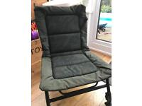 Nash ultralite chair fishing chair carp barbel UPDATED FOR 2017
