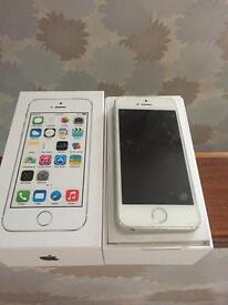 iPhone 5s 64G open to any network
