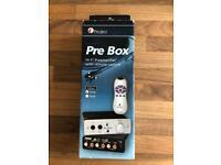 Pre Amplifier Project