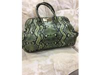 Ted Baker genuine leather handbag