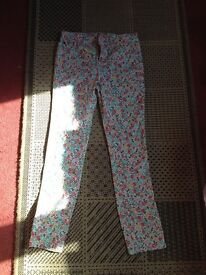 New pair of 'joules' girls trousers - size 9-10