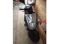 Kymco agility 50cc moped