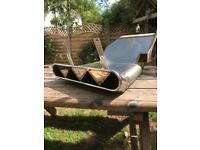 Custom made DAF XF truck tailpipe