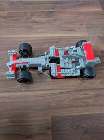 Rare Lego Vodafone McLaren 3236 boxed
