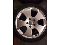"Audi A3 Alloys 17"" Set of 4"