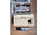 Memera Consumer Unit with MCBs Miniature Circuit Breaker