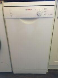 Bosch dishwasher used twice