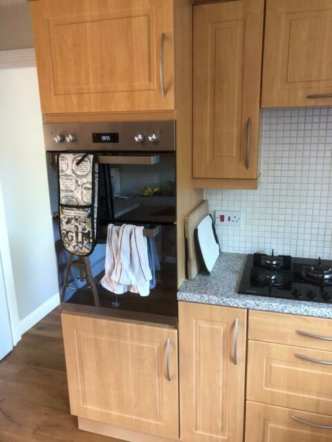 Kitchen Cabinets - originally from Porcelanosa - and counter tops MUST GO  BY 21 JULY   in Pontprennau, Cardiff   Gumtree