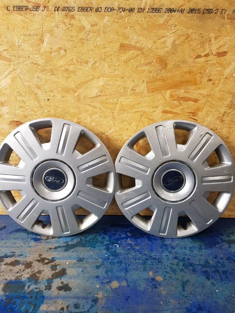 Ford wheeltrims x 2