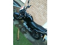 Yamaha YBR125 for sale. Cheap!