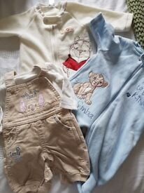 Boys clothes newborn up to age 2