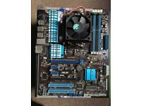 Asus Gaming Motherboard with AMD FX 6200