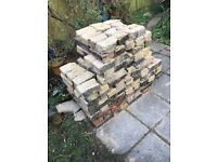 A have a bout 550 bricks london yellow stock to sell 1£ each one