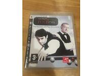 World Championship Snooker 09 - PS3