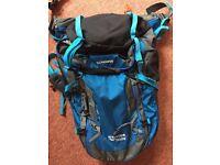 Large backpack 55L