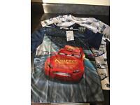Boys H&M Disney Cars Tshirt pack of 2 - new