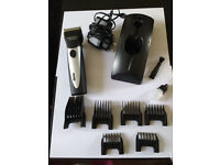 MOSER ChromStyle Pro 1871 Black Professional Cordless Hair Clipper