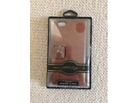 iPhone 6 Plus Vintage leather mobile phone wallet