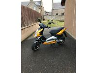 Johnway 50cc four stroke moped