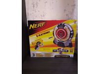 NERF ELECTRONIC N-STRIKE IN BOX NEVER USED UNWANTED GIFT