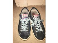 Camper blue trainers UK size 6