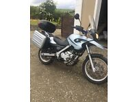 BMW 650 GS 2004 SWAP