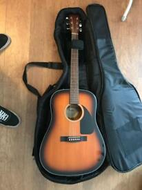 Fender CD-60 Guitar for sale.
