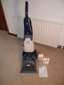 VAX V-028 Rapide PowerJet Carpet Washer