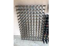 112 Bottle Wine Rack
