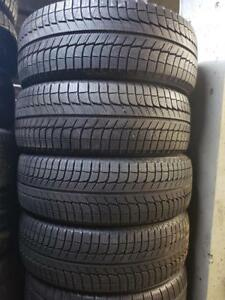 4 winter tires Michelin x ice 225/55r18