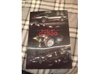 Ford Mustang lenticular poster
