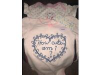 Clothes bundle 3-6 months