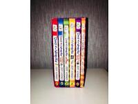Diary of a Wimpy Kid Book Collection