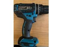 Makita 18v Brushless Drill Driver DHP482 New