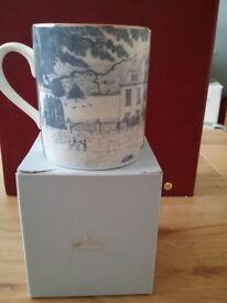 Commemorative mug althorp house